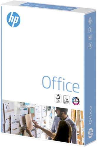 KOPIEERPAPIER HP OFFICE PAPER A4 80GR -KOPIEERPAPIER WIT 88239936 WIT