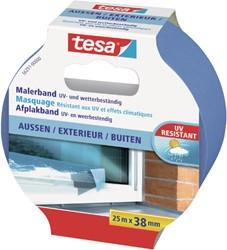AFPLAKTAPE TESA 38MMX25M PRECISION -PLAKBAND EN PLAKBANDHOUDERS 56251-00000-02 OUTDOOR