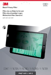 "PRIVACY FILTER 3M IPAD AIR 1/2 LIGGEND -BEELDSCHERMFILTERS PFTAP002 9.7"""
