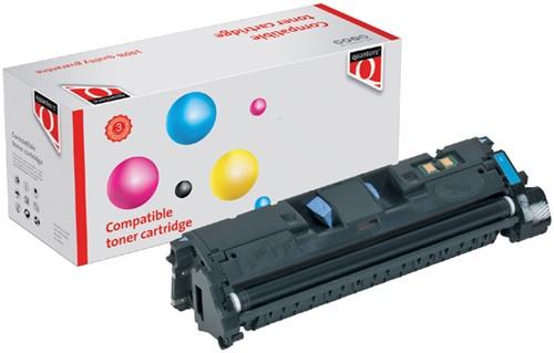 TONERCARTRIDGE QUANTORE HP Q3961A 4K -QUANTORE TONER K11999PR BLAUW