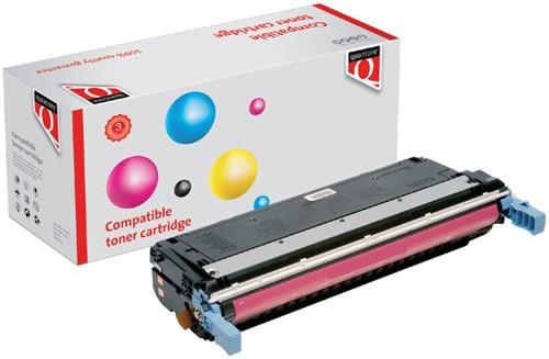 TONERCARTRIDGE QUANTORE HP C9733A 12K -QUANTORE TONER K12192PR ROOD