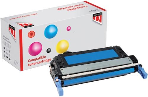 TONERCARTRIDGE QUANTORE HP Q5951A 10K -QUANTORE TONER K12237PR BLAUW