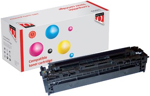 TONERCARTRIDGE QUANTORE HP CE320A 2K -QUANTORE TONER K15413PR ZWART