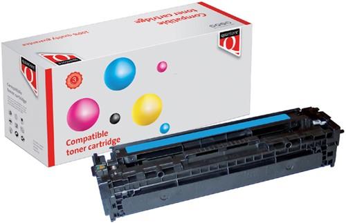 TONERCARTRIDGE QUANTORE HP CE321A 1.3K -QUANTORE TONER K15414PR BLAUW