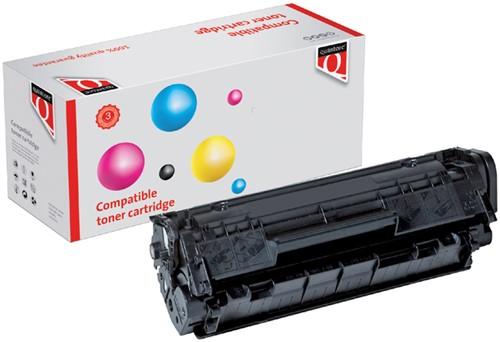 TONERCARTRIDGE QUANTORE CAN FX-10 10K -QUANTORE TONER K12339PR ZWART