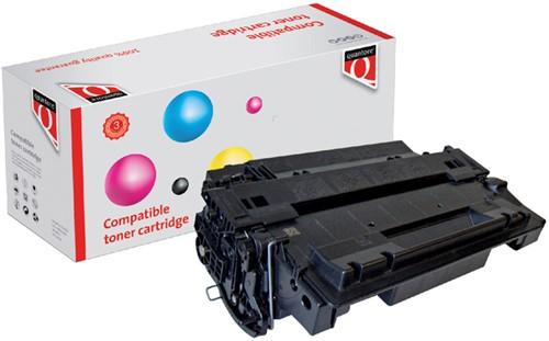 TONERCARTRIDGE QUANTORE HP CE255A 6K -QUANTORE TONER K15221PR ZWART