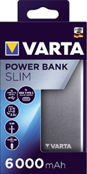 POWERPACK VARTA 6000MAH ZILVER -TABLET EN PHONE LADERS EN ACC. 57965101111