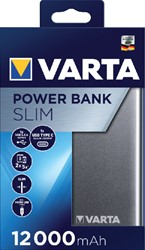 POWERPACK VARTA 12000MAH ZILVER -TABLET EN PHONE LADERS EN ACC. 57966101111