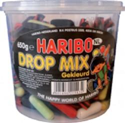 DROPMIX GEKLEURD HARIBO 650GR -ETENSWAREN 36393 INLOOPMAT 3M NOMAD AQUA 6500 90X150CM AN