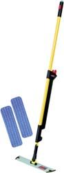 PULSE MOP KIT MET NAVULLING GEEL -REINIGINGSAPPARATUUR 5453001911311