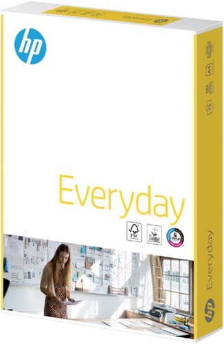 KOPIEERPAPIER HP EVERYDAY A4 75GR WIT -KOPIEERPAPIER WIT 88239930