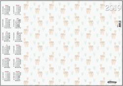 ONDERLEGBLOK 2019 FOQUS ALPACA -ONDERLEGGERS 336017