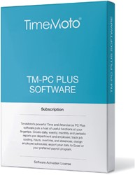 SAFESCAN TIMEMOTO TM-PC PLUS -TIJDREGISTRATIESYSTEMEN 139-0600 PLANNINGSSOFTWARE