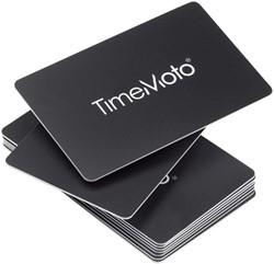 SAFESCAN TIMEMOTO RF-100 RFID CARDS -TIJDREGISTRATIESYSTEMEN 139-0603