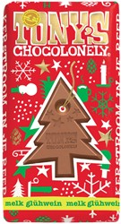 TONY'S CHOCOLONELY MELK GLUHWEIN 18 -KERST ARTIKELEN NLSKRMG180