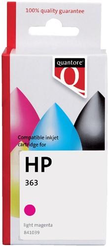 INKCARTRIDGE QUANTORE HP 363 C8775EE -QUANTORE INKJET K20409PR LICHT ROOD