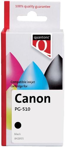 INKCARTRIDGE QUANTORE CAN PG-510 ZWART -QUANTORE INKJET K20281PR