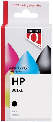 INKCARTRIDGE QUANTORE HP 301XL CH563EE -QUANTORE INKJET K20415PR HC ZWART
