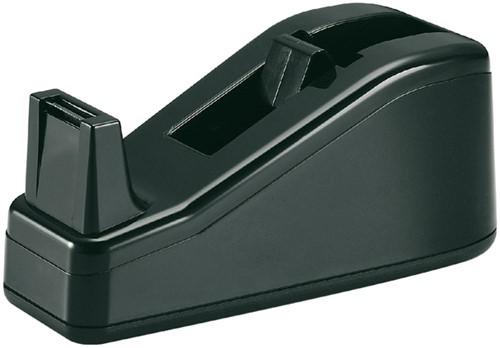 Plakbandhouder kw trio 33m zwart -P93309 193309 Plakbandhouder kw trio 33m zwart