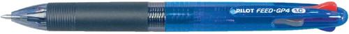 BALPEN PILOT FEED 4KL BEGREEN GP4 -BALPENNEN NAVULBAAR 4902505312397 BPKG-35R-M BLAUW