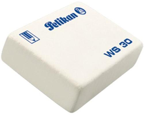 GUM PELIKAN WS30 ZACHT 37X30X9MM -GUMMEN 619528 Potlood-enink