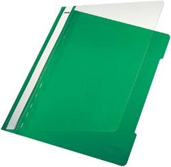 SNELHECHTER LEITZ 4191 A4 PVC GROEN -SNELHECHTMAPPEN 41910055 SNELHECHTER LEITZ 4191 A4 PVC GROEN