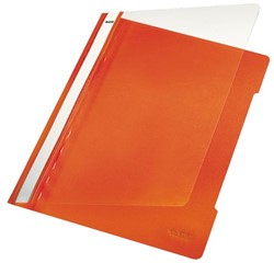 SNELHECHTER LEITZ 4191 A4 PVC ORANJE -SNELHECHTMAPPEN 41910045 SNELHECHTER LEITZ 4191 A4 PVC ORANJE