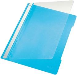 SNELHECHTER LEITZ 4191 A4 PVC LICHT -SNELHECHTMAPPEN 41910030 BLAUW