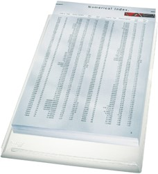 INSTEEKHOES LEITZ L-MODEL EXPANSIEVOUW -U-MAPPEN EN ETUIS 40563003 A4 PVC TR