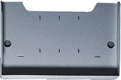PAPIERBOX EXACOMPTA A4 DWARS GRIJS -SORTEERHULPMIDDELEN 62640D FOLDERBAKJES