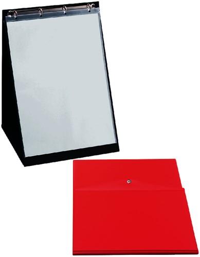 Flipover rillstab tafelmodel a3 staand -T3150 93150 10 tassen