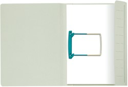 CLIPEXMAP JALEMA SECOLOR A4 25MM GRIJS -MAPPEN MET HECHTMECHANIEK 3104107 CLIPEXMAP JALEMA SECOLOR A4 GRIJS