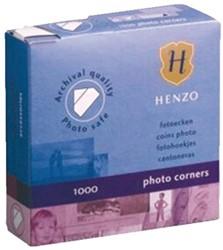 FOTOHOEKJE HENZO 18.310 -FOTOALBUMS EN TOEBEHOREN 18.310.00