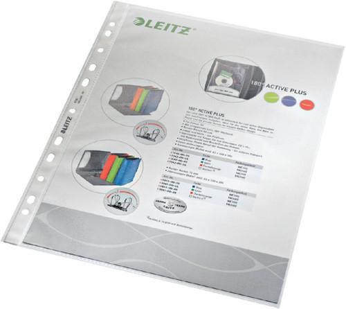 SHOWTAS LEITZ 4790 A4 4R PP 0.07MM NERF -SHOWTASSEN 47900000 Showtassen