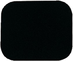 MUISMAT FELLOWES STANDAARD 220X228X4MM -MUISMATTEN 58024 ZWART
