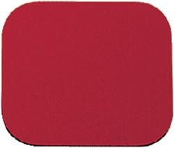 MUISMAT QUANTORE 230X190X6MM ROOD -HUISMERK COMPUTERTOEBEHOREN MP-8 RED MUISMAT QUANTORE 23X19CM ROOD