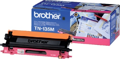 TONER BROTHER TN-135 4K ROOD -BROTHER TONER TN135M Toner brother tn-135m rood