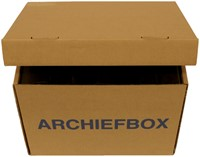 ARCHIEFDOOS CLEVERPACK VOOR ORDNERS -ARCHIEFDOZEN 530364 400X320X292MM