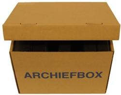 ARCHIEFDOOS CLEVERPACK VOOR ORDNERS -ARCHIEFDOZEN 196 400X320X292MM