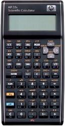 REKENMACHINE HP 35S -TECHNISCHE REKENMACHINES F2215AA REKENMACHINE HP 35S ABA