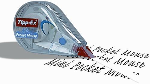 CORRECTIETAPE TIPP-EX POCKET MINI MOUSE -CORRECTIEMIDDELEN 932564 5MM