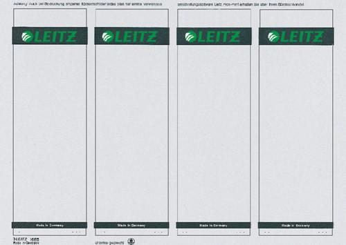 RUGETIKET LEITZ 1080 PRINTBAAR 62X192MM -RUGETIKETTEN 16852085 ZELFKL