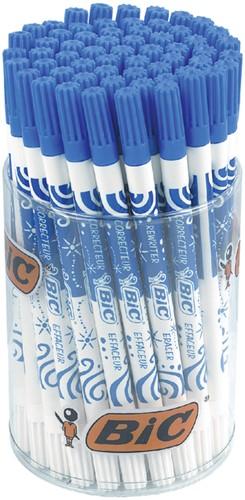 INKTWISSER BIC BLAUW -CORRECTIEMIDDELEN 8630491
