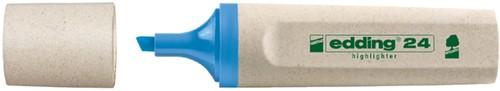 MARKEERSTIFT EDDING 24 ECO LICHTBLAUW -MARKEERSTIFTEN 4-24010 Lichtblauw