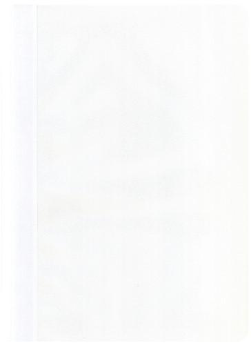 SNELHECHTER KANGARO A4 PP WIT -SNELHECHTMAPPEN K-20543