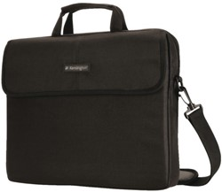 LAPTOPTAS SLEEVE KENSINGTON SP10 15.6 -LAPTOPTASSEN K62562EU ZWART