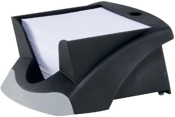 Memokubus vegas zwart mm luxe bureauaccessoires
