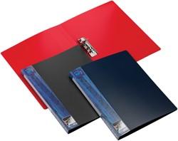 KLEMMAP HF2 A4 ANTRACIET -KLEMMAPPEN 128067 KLEMMAP HFP BUSINESS CLASS A4 DONKERBLAU
