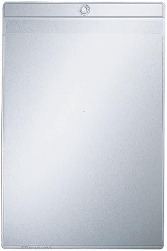 SHOWTAS LEITZ 4094 A4 MET OOG PVC -U-MAPPEN EN ETUIS 40940000 0.20MM GLAD