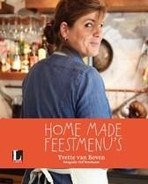 Home made feestmenu's LIBRISSPECIAL Boven, Yvette van